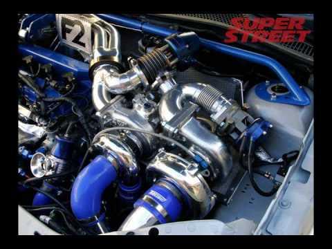 Você sabe a diferença entre um supercharger e turbo?
