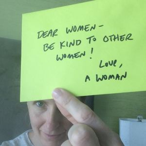 dear women be kind to other women
