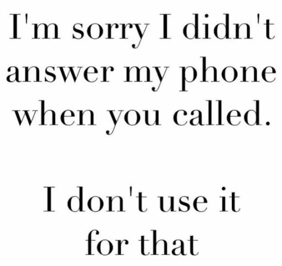 introvert phone