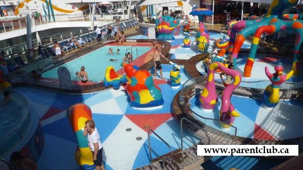 Allure Of The Seas Activities Parent Club