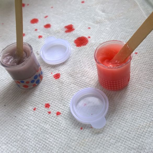 DIY lip gloss only two ingredients no heating