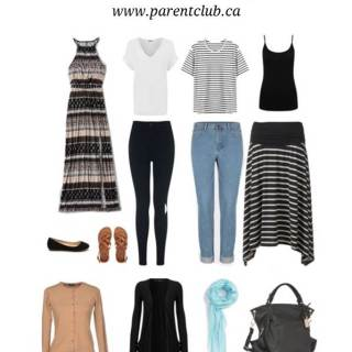 Packing Light For Spring, Travel Outfits