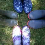 Puddle Jumping with Kamik Rain Boots
