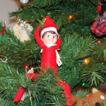 Some Easy Elf On The Shelf Ideas