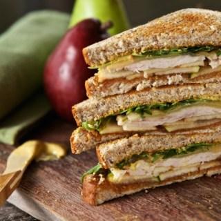 orchard harvest autumn stacker sandwich