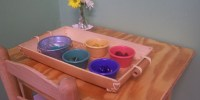 Appliquer la pédagogie Montessori à la maison