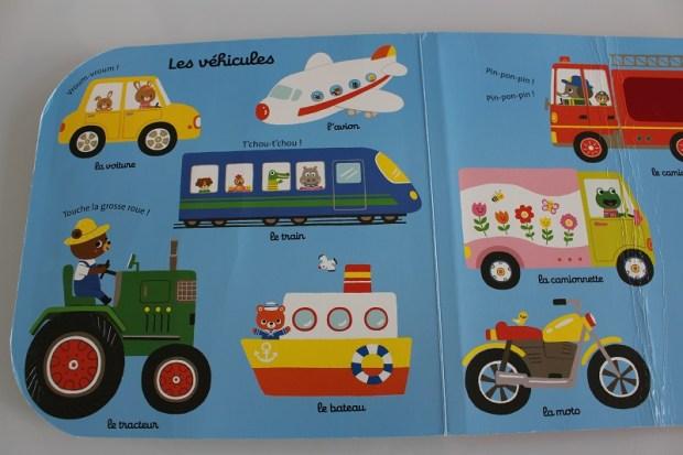 livre pour bébé avec anthropomorphisme