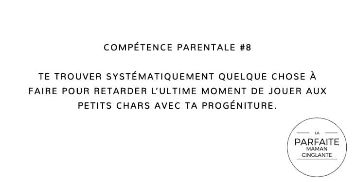 COMPTENCE PARENTALE 8
