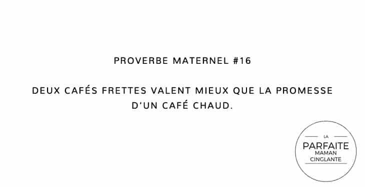 PROMESSE DE CAFÉ