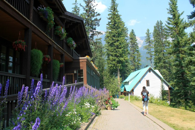 Emerald Lake Lodge, Yoho National Park, AB