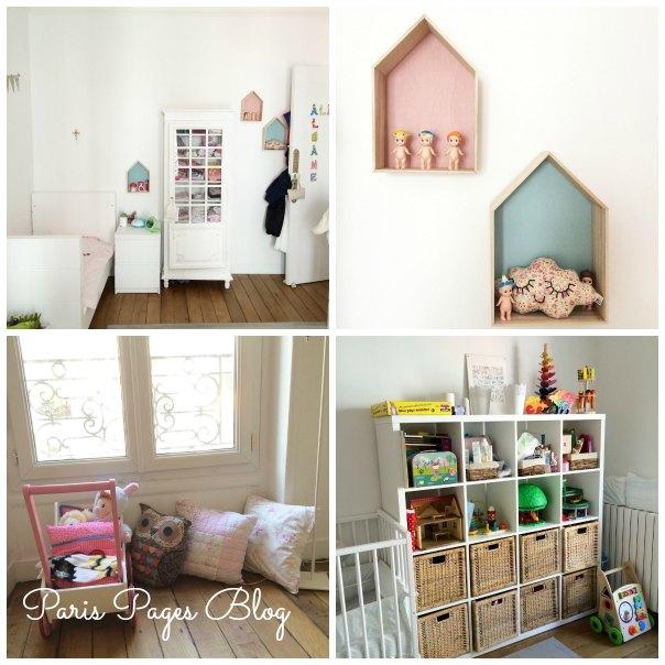 Deux petites filles, une chambre  Paris Pages Blog