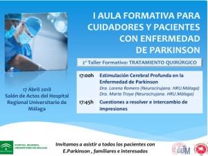 I AULA FORMATIVA CARLOS HAYA 17.04.18