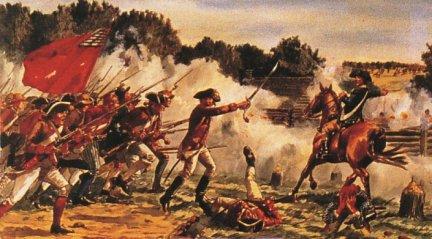 Arnold-leading-charge-at-Saratoga