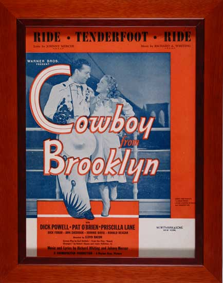 Cowboy From Brooklyn