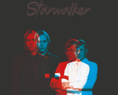 1. STARWALKER Digital cover