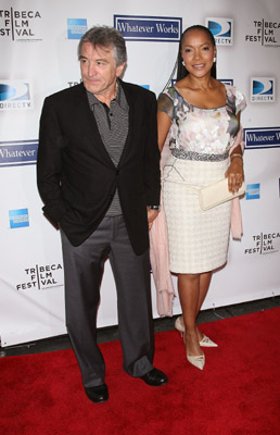 robert deniro + grace hightower