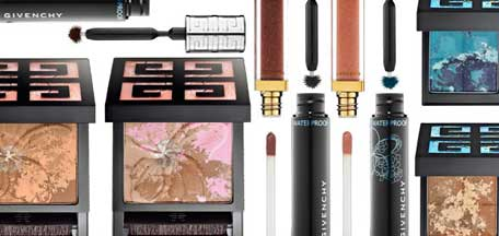givenchy summer 2010 makeup collection