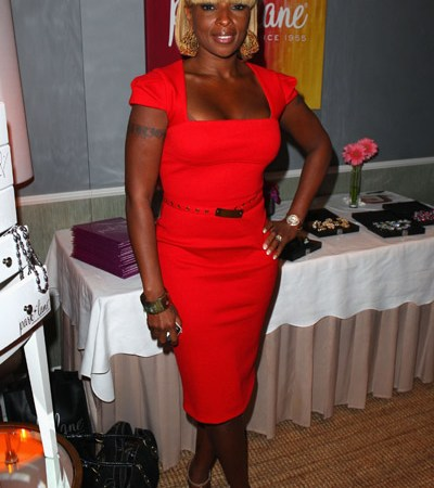Mary J. Blige attends the 3rd Annual Variety's Power of Women Event presented by Lifetime