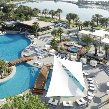 The Pool @ The Ritz Carlton Bahrain