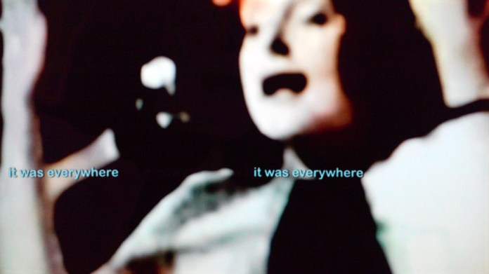 "Elizabeth Price: ""The Woolworths Choir of 1979″ (2013), video still | © Elizabeth Price 2013"
