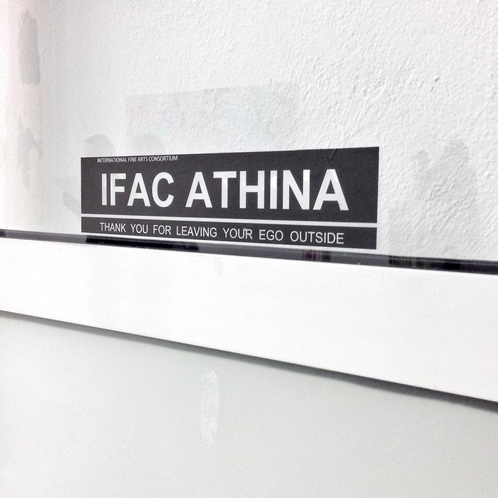 International Fine Arts Consortium in Athen