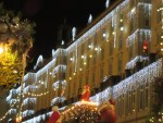 Dresden  winter lighting