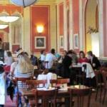 Cafe Louvre, Prague