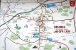 Josef Lada village map