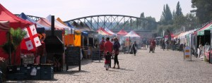 Barbecue contest among food festivals in Prague