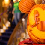 Halloween en Disney Cruise Line