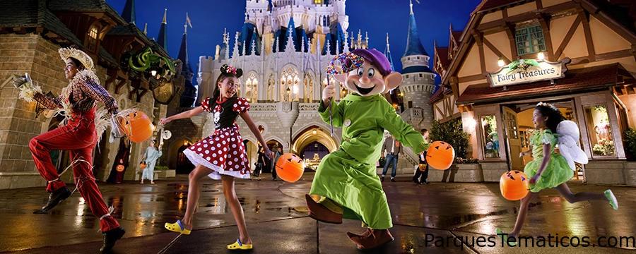 Mickey's Not-So-Scary Halloween Party 2016