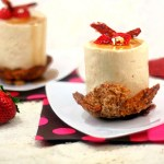 Eat the Bowl Part Two – Maple Mousse in Candied Bacon Hazelnut Lace Bowls