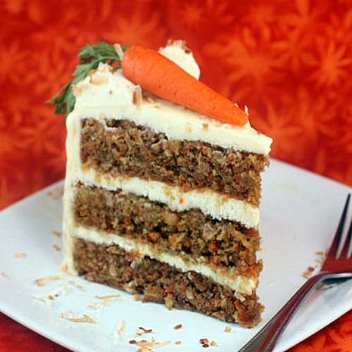 Martha Stewart Carrot Cake With Pineapple