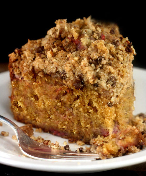 NY Style Brown Butter Crumb Cake