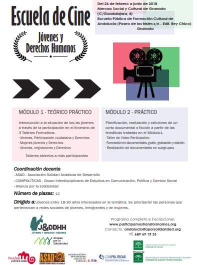 escuela de cine granada