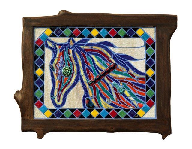 Delcia Litt, Mosaic Artist