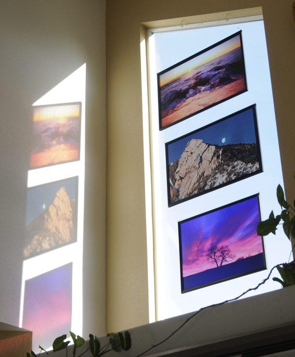 Three Image Solarography