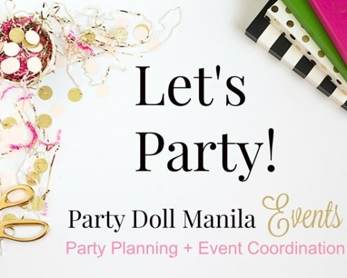 Party Doll Manila Events – Kiddie Party Planning and Event Coordination