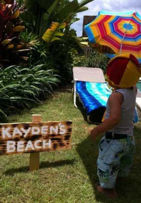 Party Idea - Beach