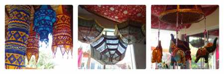 Bollywood-Indian-party-ideas-lanterns
