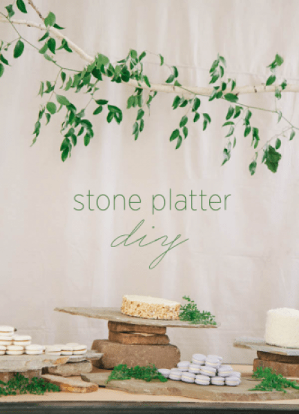 diy-stone-platter-wedding-ideas