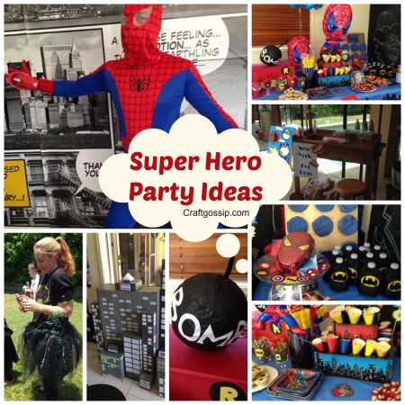 Super-her-party-ideas-quick-batman-spiderman