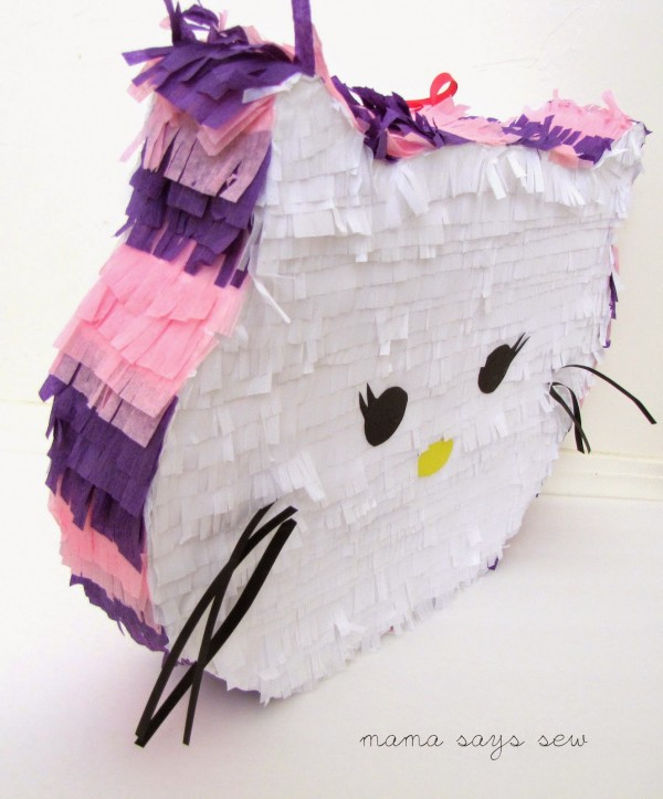 kitty pinata
