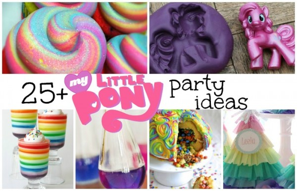 25 my little pony party ideas party ideas