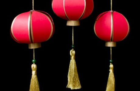 Celebrate the Chinese New Year with these Gorgeous Paper Lanterns