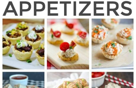 50 Bite-Sized Super Bowl Appetizers