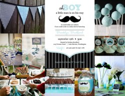Corner Baby Shower Inspiration Board Baby Shower Inspiration Mustache Me From Purple Trail Baby Boy Shower Food Ideas Baby Boy Shower Cakes