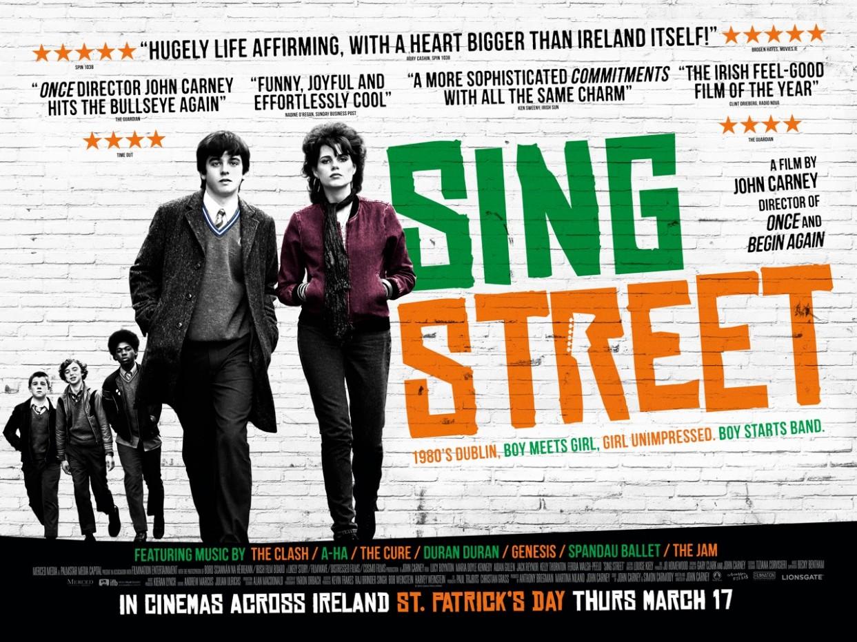 Poster do filme Sing Street