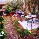Structurer les espaces d'un jardin pavillonnaire Parisien