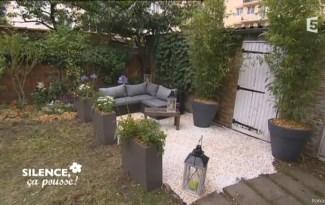 création jardin contemporain stephane marie